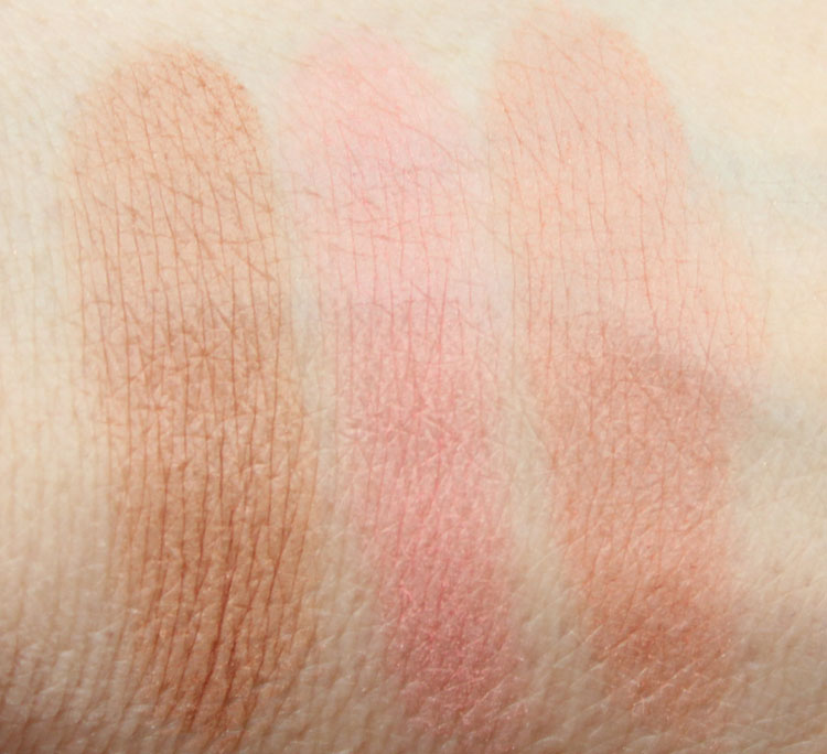 Wet n wild color icon bronzer amp blush swatches and review vampy