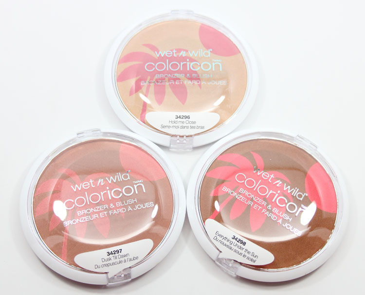 Wet n Wild Color Icon Bronzer & Blush