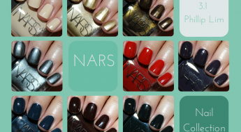 3.1 Phillip Lim for NARS Nail Collection