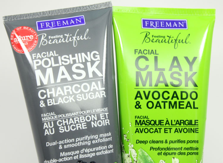 Freeman Facial Clay Mask and Facial Polishing Mask-2