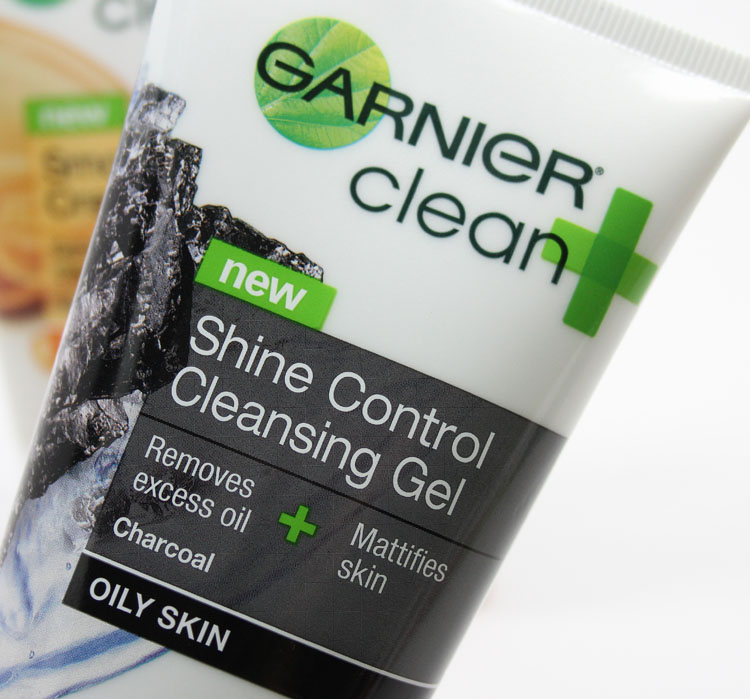 Garnier Shine Control Cleansing Gel