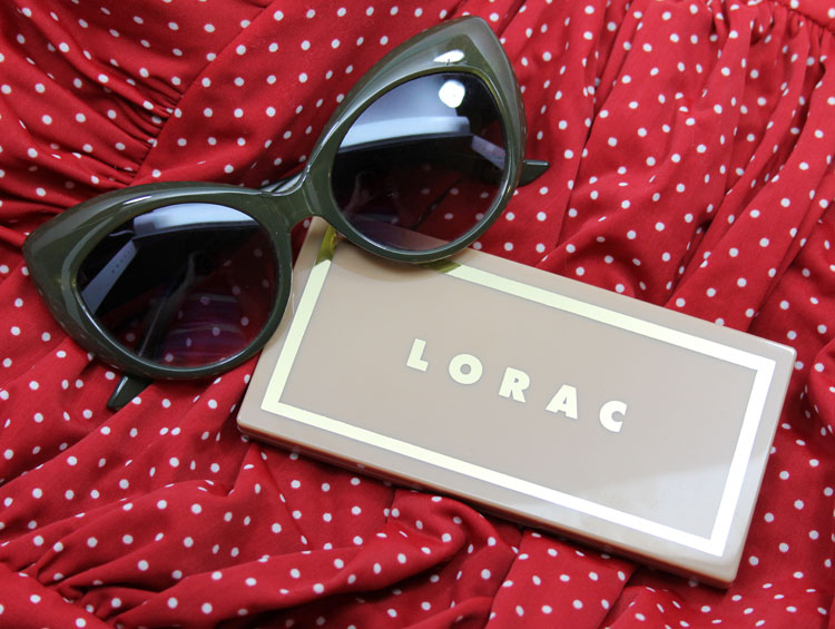 LORAC SummerGLO Eye Shadow Palette