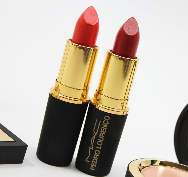 MAC Pedro Lourenco Lipstick True Red, Ruby