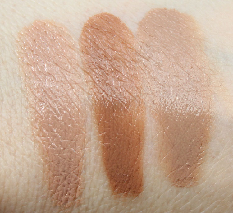 MAC Prep + Prime BB Beauty Balm Compact SPF 30 Swatches