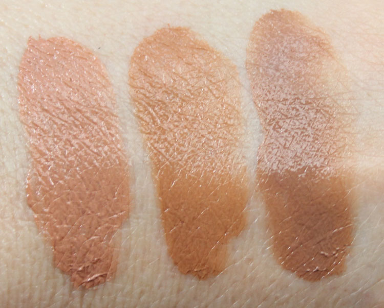 MAC Prep + Prime BB Beauty Balm SPF 35 Swatches