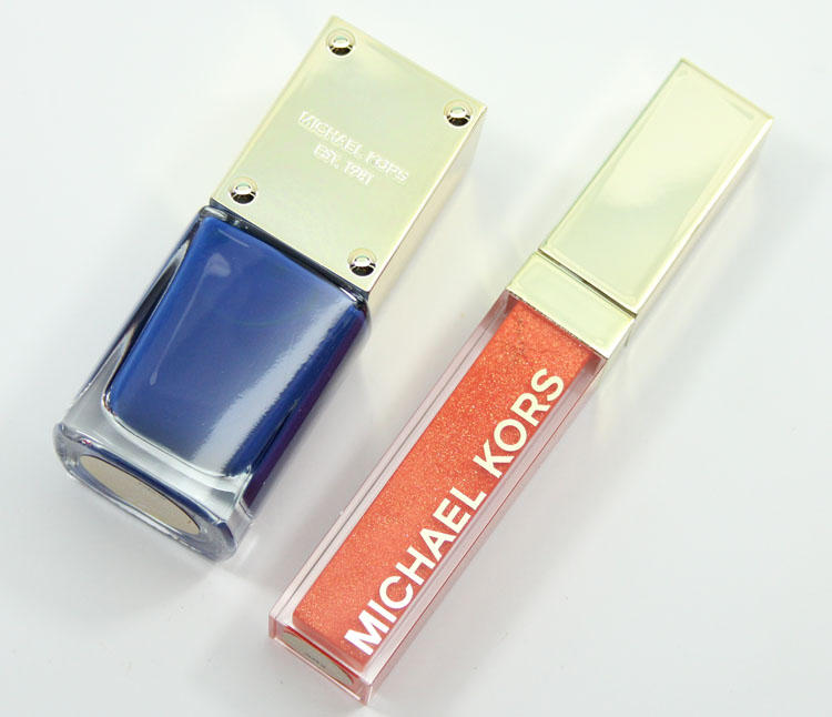 Michael Kors Spring Lip and Nail Duo-2