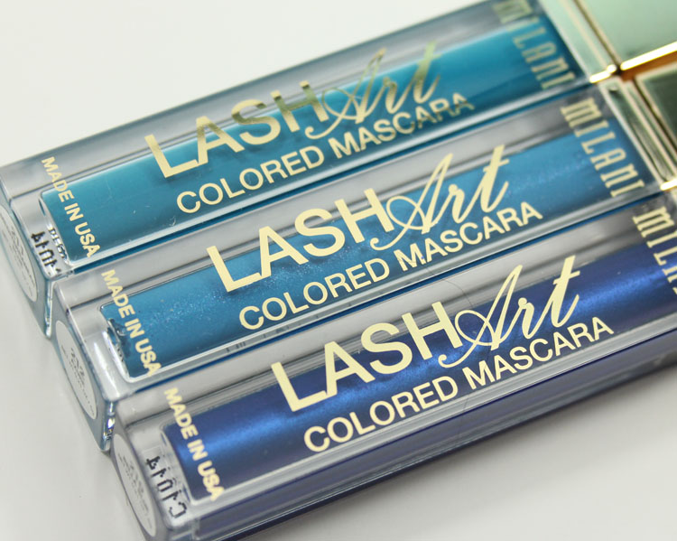 Milani Lash Art Colored Mascara