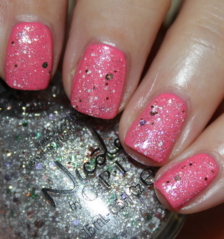 Nicole by OPI Shaved Nice