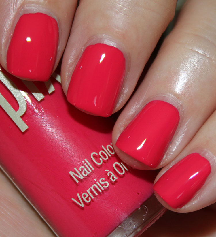 Pixi Nail Color of the Month: Pink Peony | Vampy Varnish