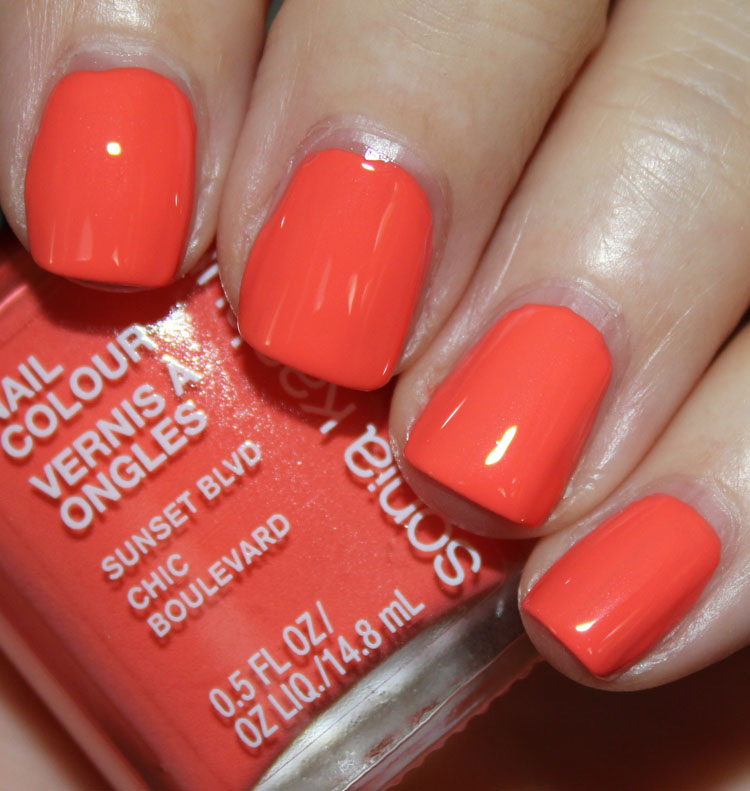 Sonia Kashuk Nail Colour Sunset Blvd