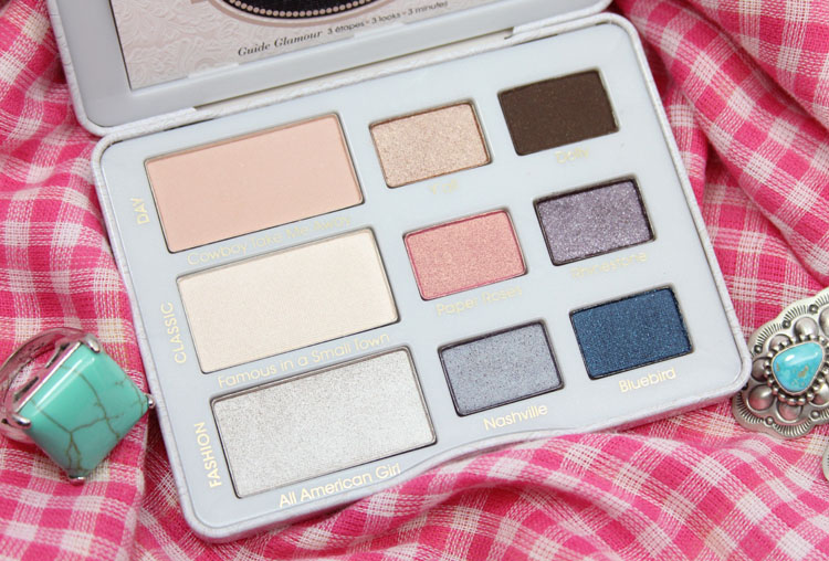 Too Faced Country Nashville Nudes Eye Shadow Collection-2