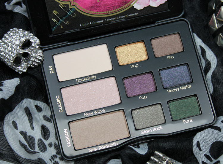 Too Faced Rock n Roll Rock Candy Eye Shadow Collection-2