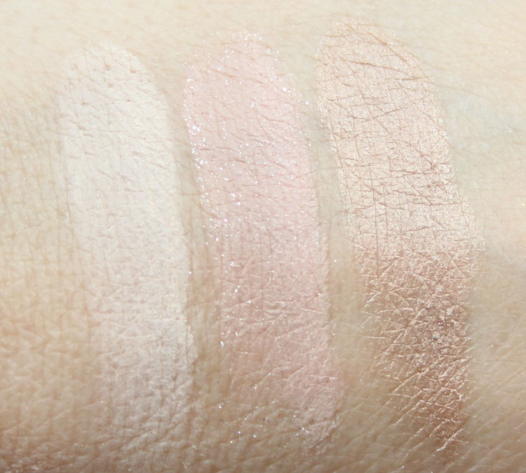 Too Faced Rock n Roll Rock Candy Eye Shadow Collection Swatches-1