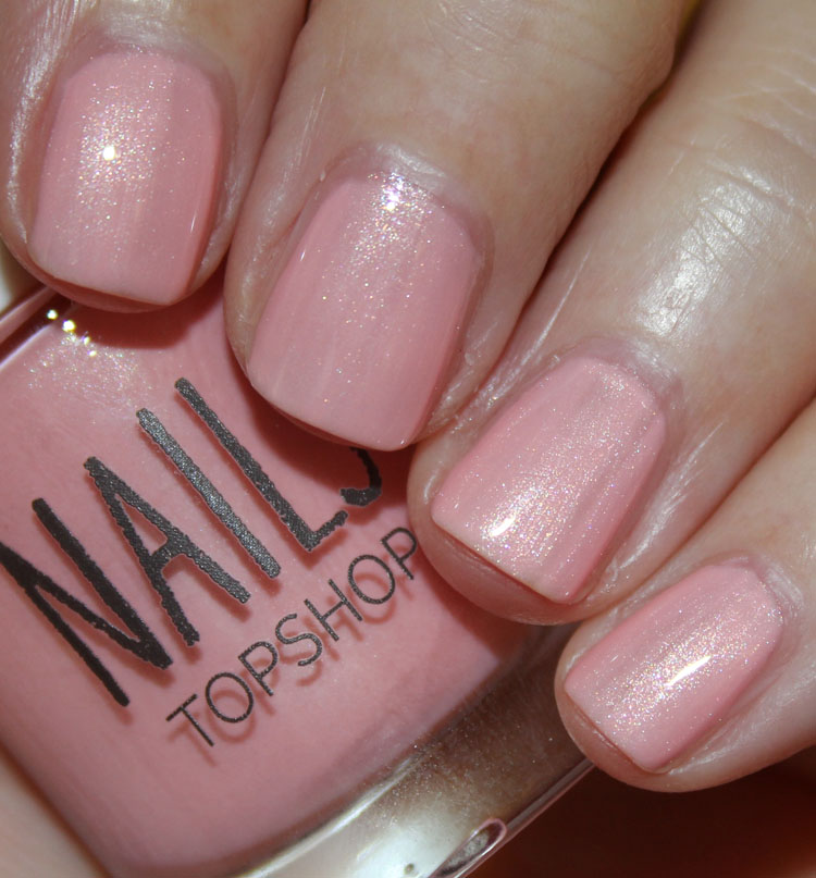 Topshop Nails Obey