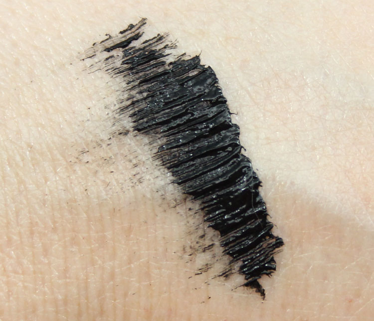 Urban Decay Perversion Mascara Swatch