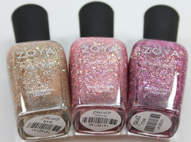 Zoya Magical Pixie Summer 2014-2