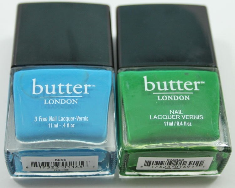 butter LONDON Nail Lacquer Keks, Sozzled-2