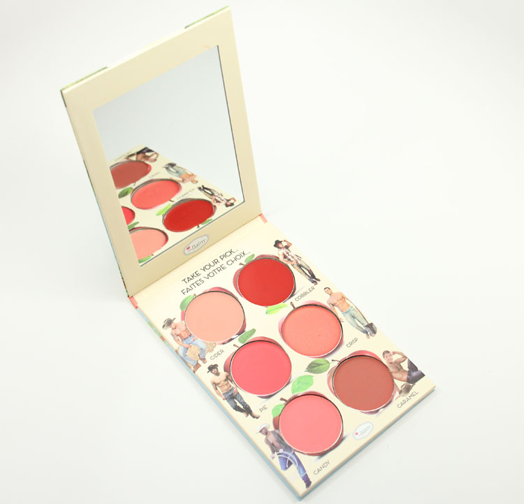 theBalm How Bout Them Apples? Cheek & Lip Cream Palette-2
