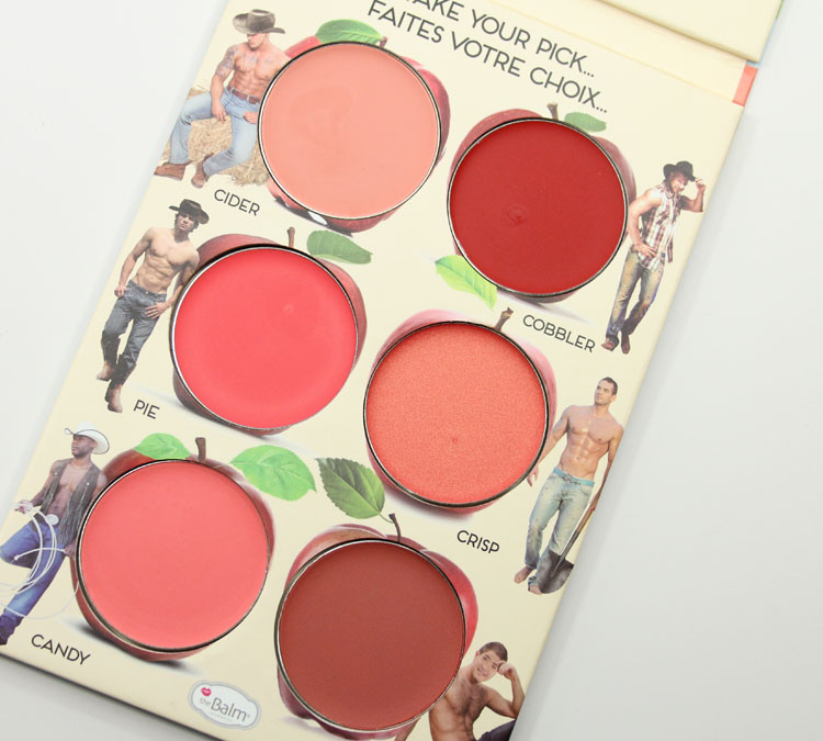theBalm How Bout Them Apples? Cheek & Lip Cream Palette-3