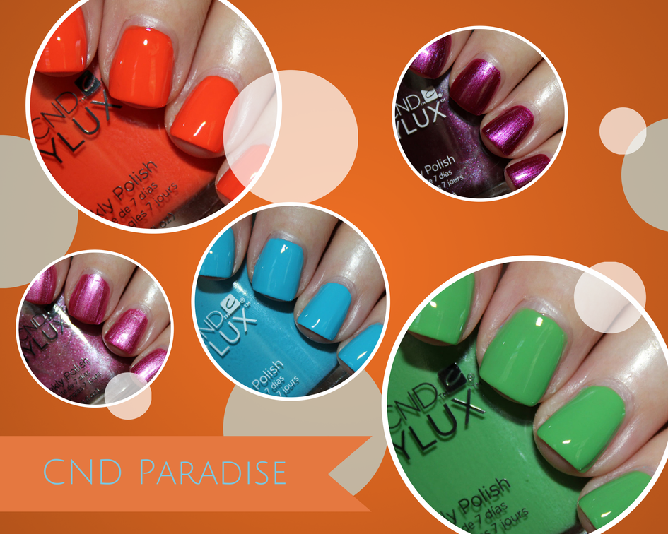 CND Paradise Collection