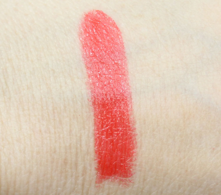 Lipstick Queen Jungle Queen Swatch