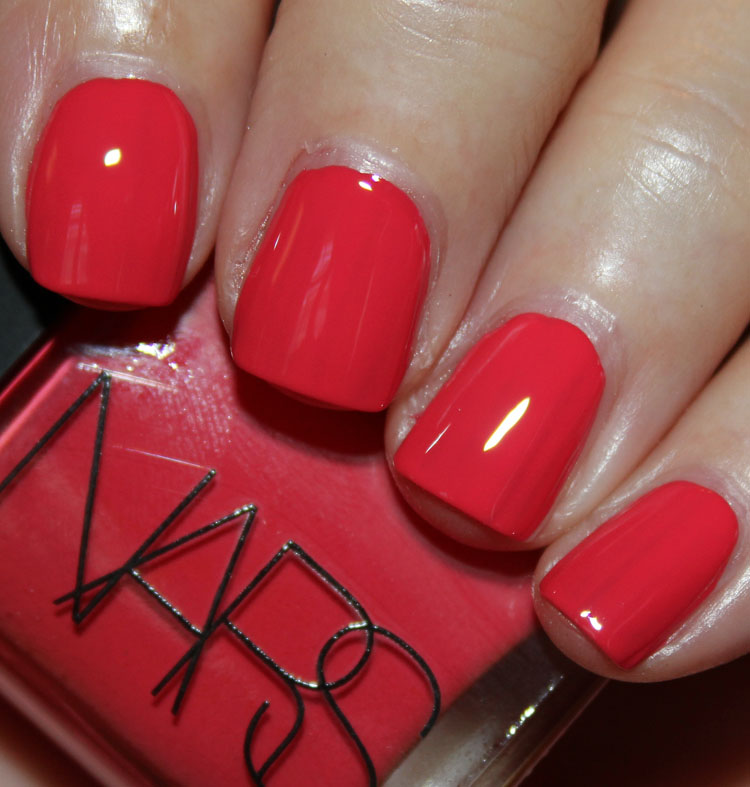 NARS Shameless Red