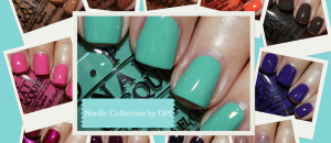Nordic Collection by OPI Swatches & Review