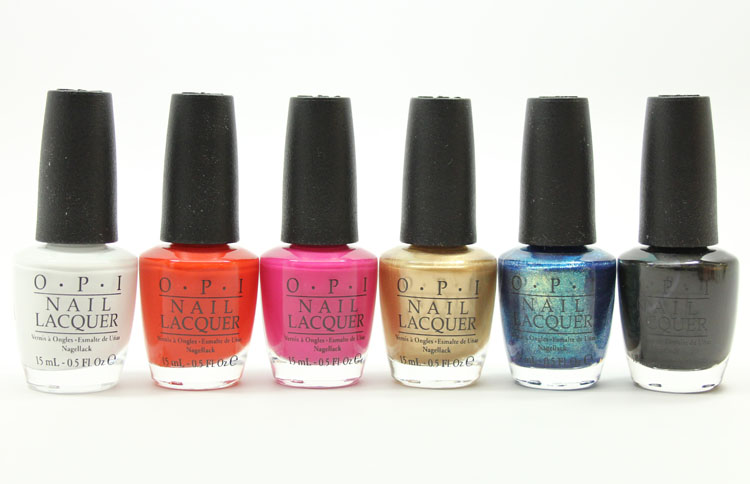 OPI Mustang Collection
