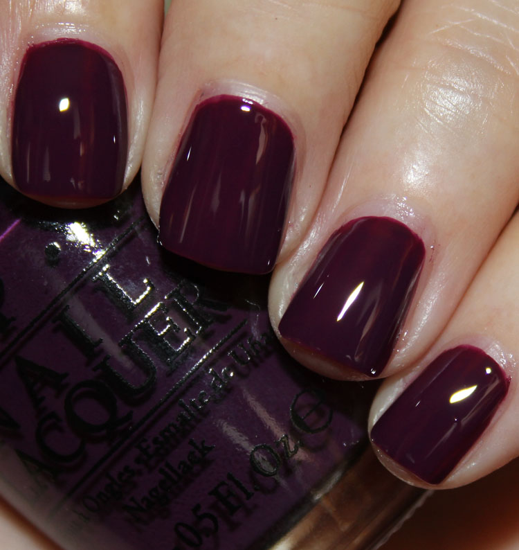 Nordic Collection By Opi Swatches Amp Review Vampy Varnish