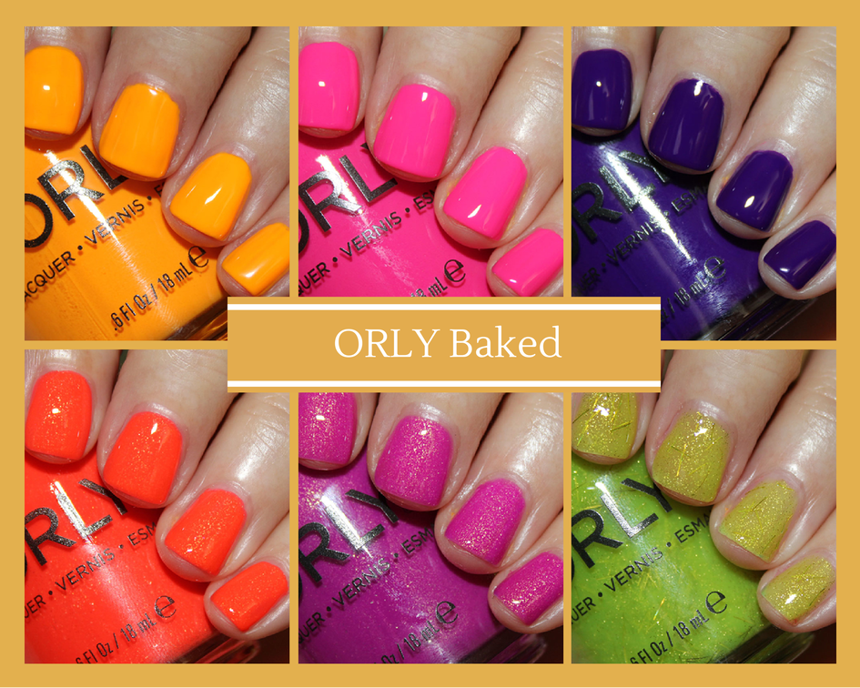 Orly Baked
