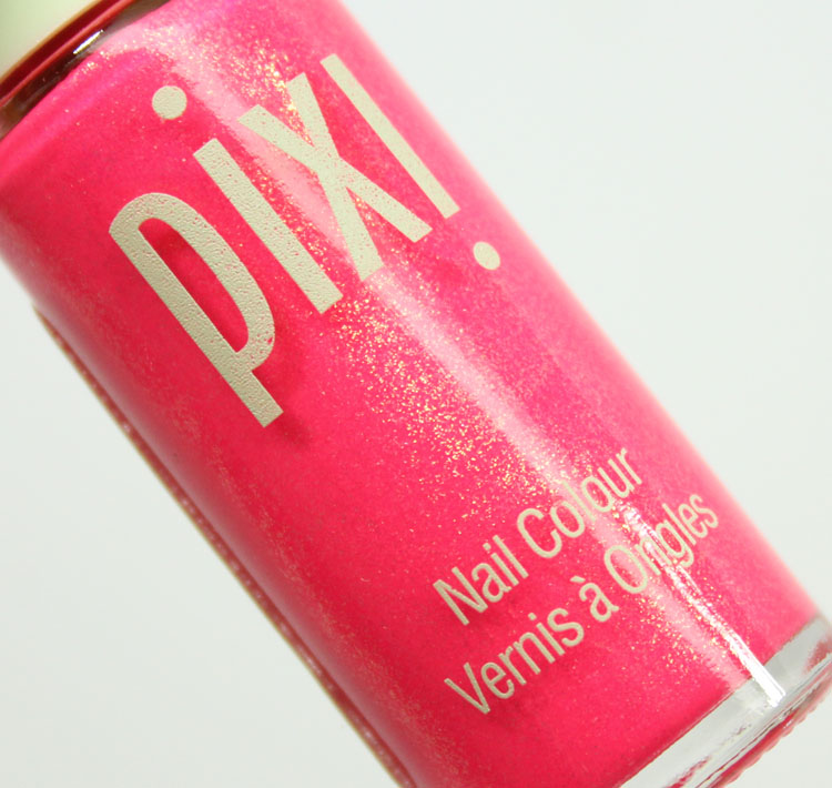 Pixi Nail Colour in Fuchsia Dew-2