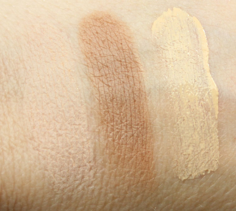 Too Faced #CocoaFilter Swatches
