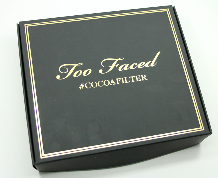 Too Faced #CocoaFilter