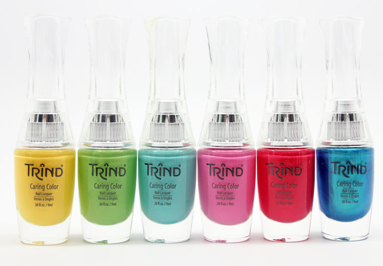 Trind Caring Color Nail Lacquer