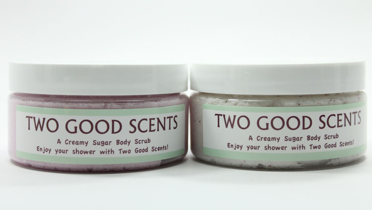 Two Good Scents Creamy Sugar Body Scrub-2