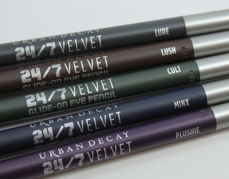 Urban Decay 24-7 Velvet Glide-On Eye Pencil-2