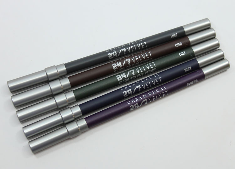 Urban Decay 24-7 Velvet Glide-On Eye Pencil