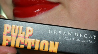 Urban Decay Pulp Fiction Mrs. Mia Wallace Revolution Lipstick-2