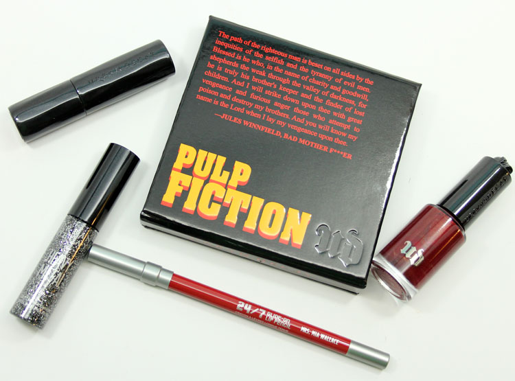 Urban Decay Pulp Fiction