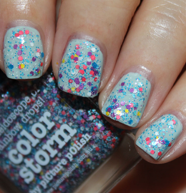 piCture pOlish Color Storm
