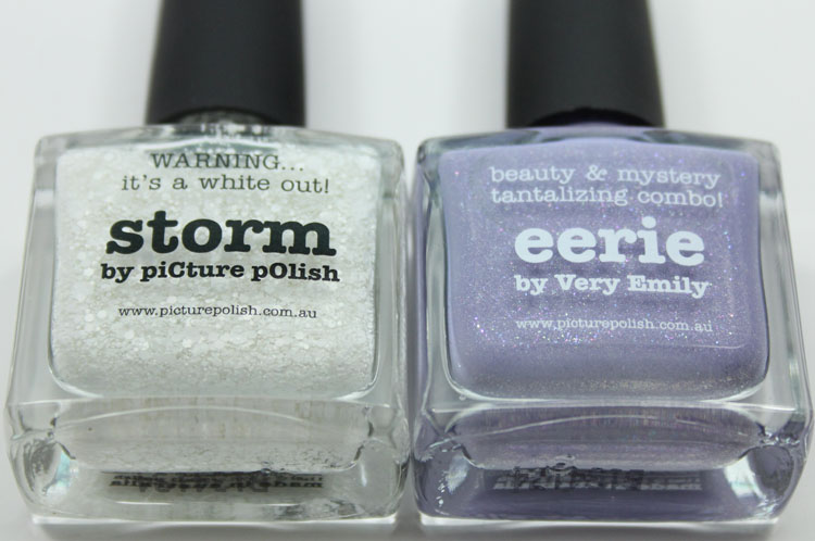 piCture pOlish Storm, Eerie