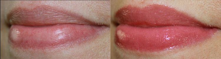 Buxom Full-Bodied Lip Gloss in Dolly