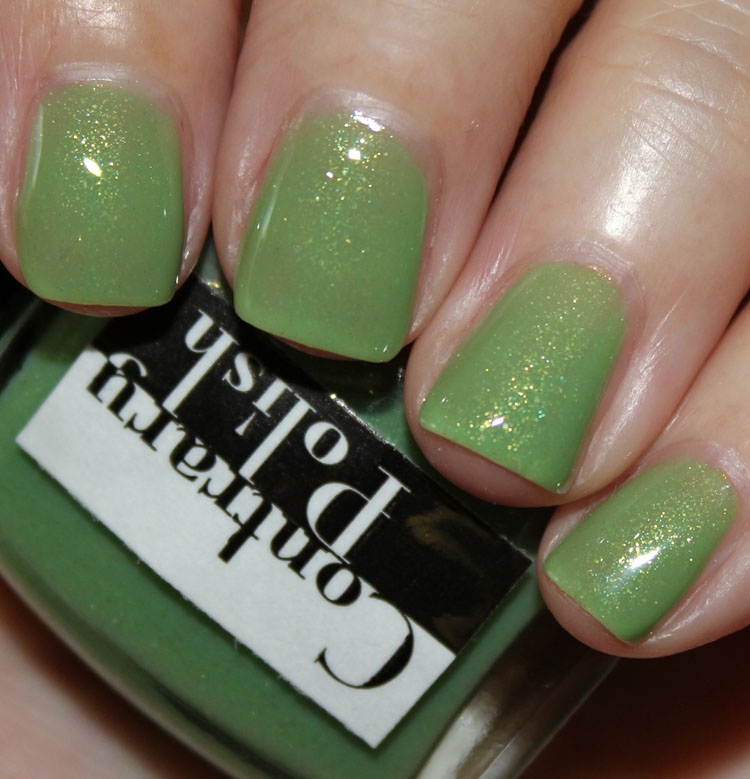 Contrary Polish Key Lime