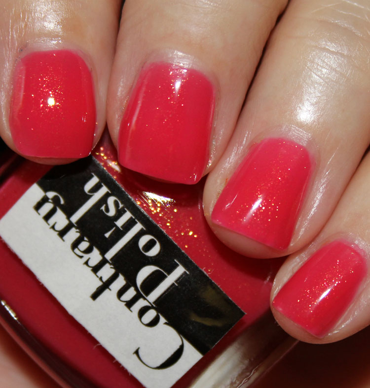 Contrary Polish Pink Grapefruit