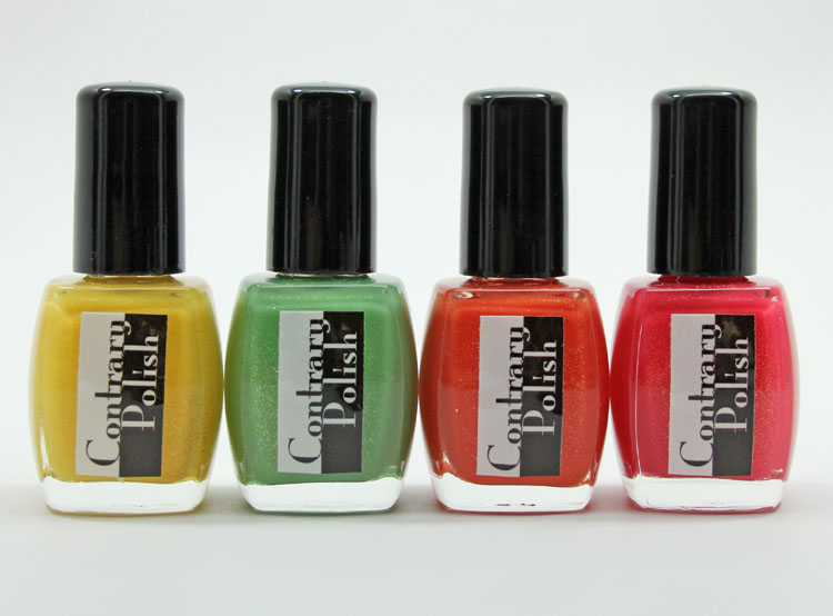 Contrary Polish Polish With A-Peel