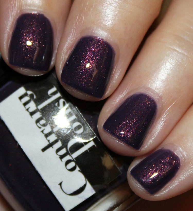 Contrary Polish The Mellower Season Swatch