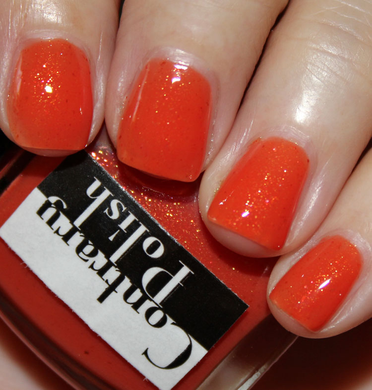 Contrary Polish Valencia Orange