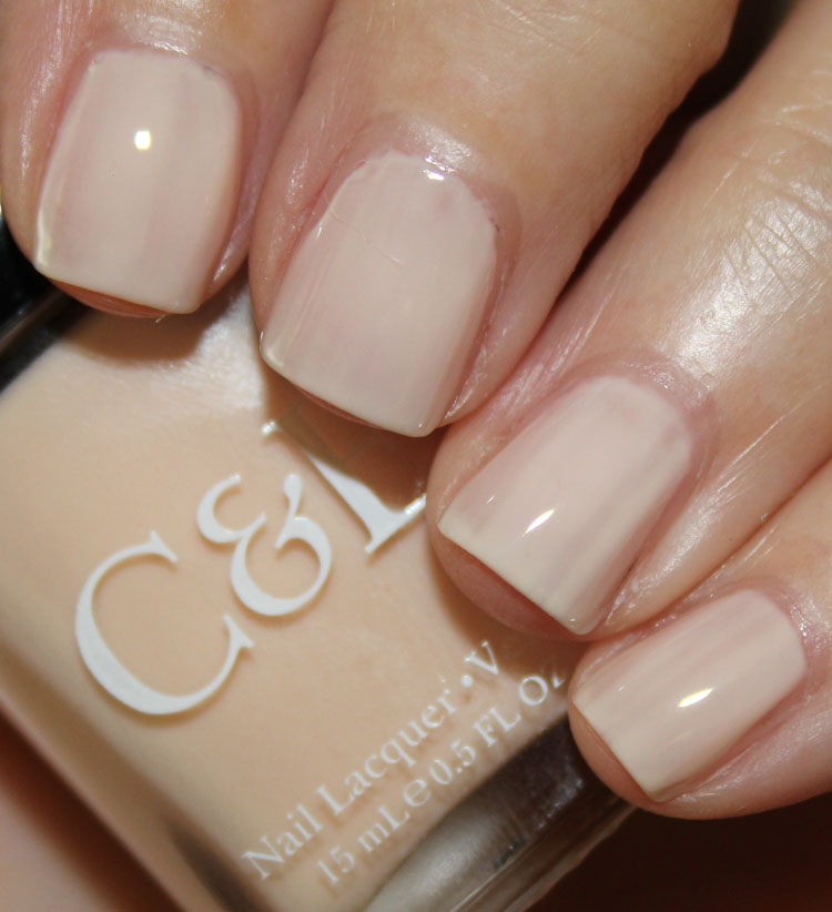 Crabtree & Evelyn Nail Lacquer Alabaster