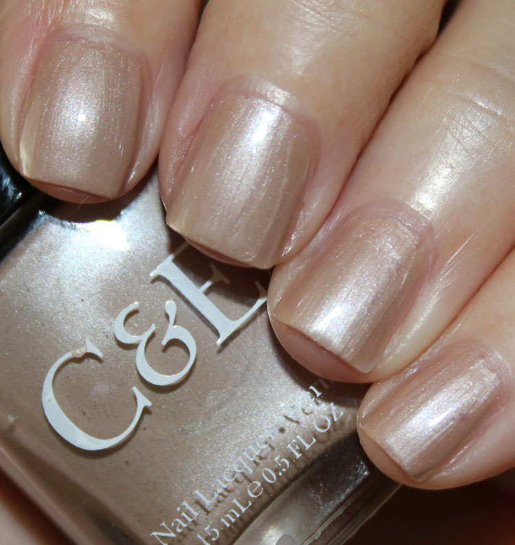 Crabtree & Evelyn Nail Lacquer Mocha