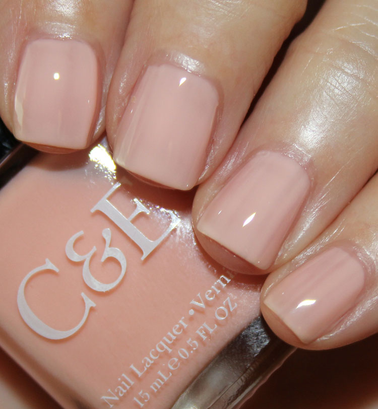 Crabtree & Evelyn Nail Lacquer Peaches & Cream